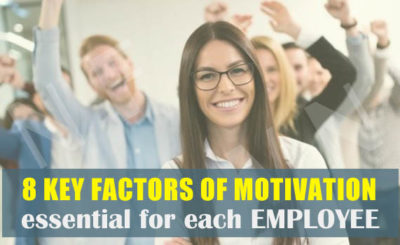 Necessary Inspiration Factors For Workers